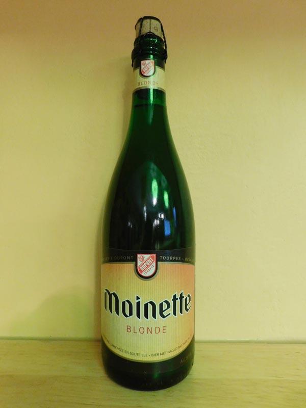 Moinette Blonde 75cl.