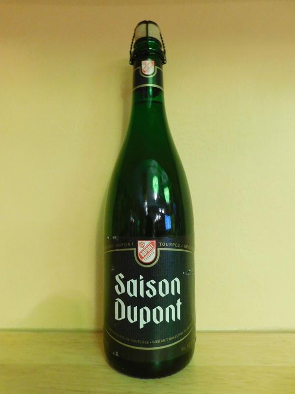 Saison Dupont 75 cl.