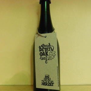 Verzet Oud Bruin Oak Leaf 75cl.