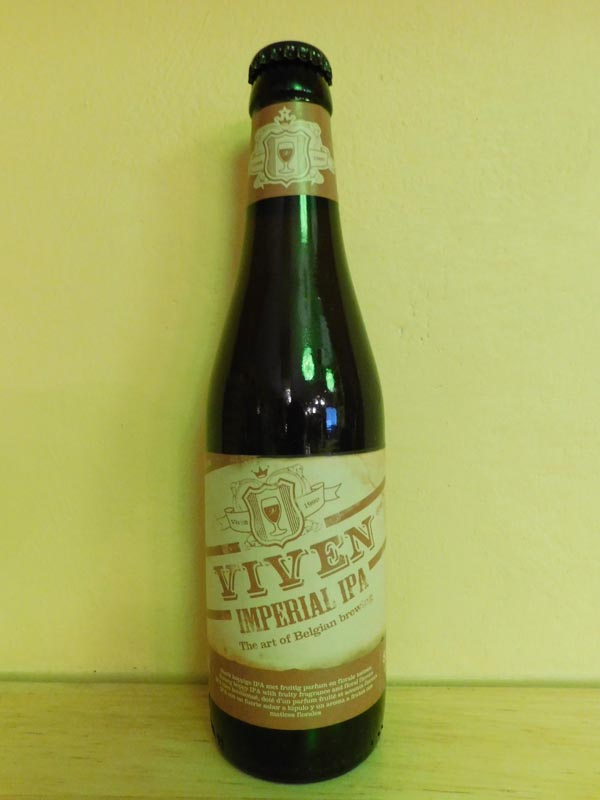 Viven Imperial IPA 33cl.