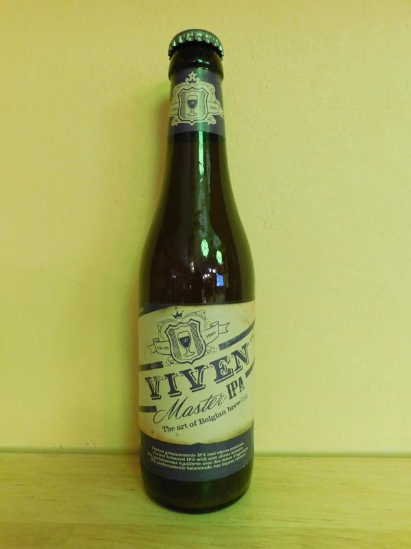 Viven Master IPA 33cl.