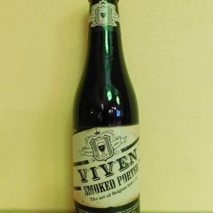 Viven Smoked Porter 33cl.