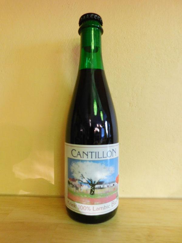 Kriek Cantillon 37,5cl.