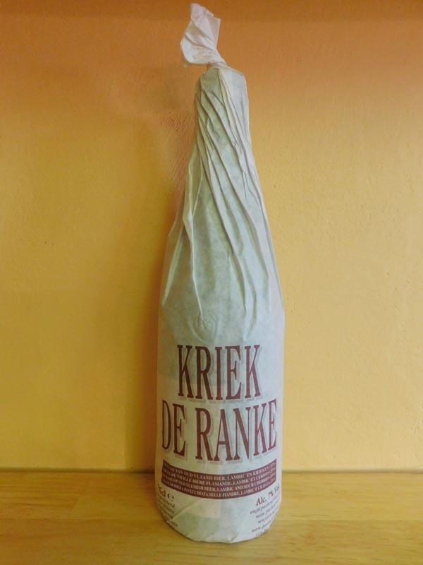 Kriek De Ranke 75cl.